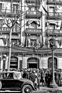Barcelona, 1930s - Catalonia