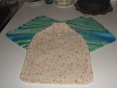 IMG_1622 Knitted Slippers, Crochet Top, Tops, Women, Fashion, Knit Dishcloth Patterns, Knit Dishcloth, Crochet Patterns, Moda