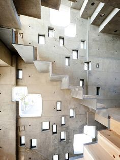 The Wall of Nishihara by Sabaoarch - News - Frameweb #architecture #interiors #house #residence