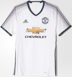 27403f26e3 Adidas lança o terceiro uniforme do Manchester United - Show de Camisas  Times De Futebol