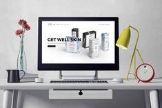 création site internet ecommerce pour une marque de cosmétique, seulement avec l'agence de communication vizions : http://www.vizions.fr