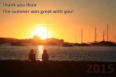 Ibiza, thank you for the summer- Ibiza danke für den Sommer!