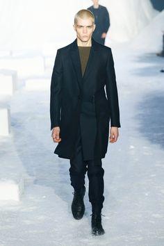 Ermenegildo Zegna Fall 2018 Menswear Fashion Show Collection