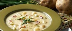 Cheesy Potato Soup with Chicken and Veggies #Nutrisystem #Recipe