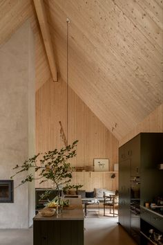 Interior Architecture, Interior And Exterior, Wood Interiors, My Dream Home, Home And Living, Interior Decorating, Wood Interior Design, Studio Interior, Sweet Home