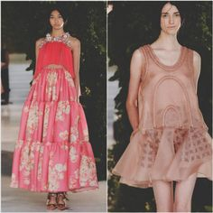 {fashion inspiration | runway : delpozo spring-summer 2014} by {this is glamorous}, via Flickr