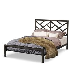 Vallejo Panel Bed