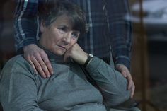 a terminally ill woman and her son