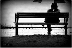 "Photo ""RaindropsNotFallingOnMyHead"" by margobates"