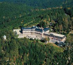 Buhlerhohe Schlosshotel