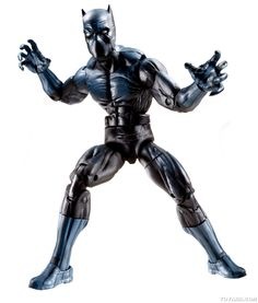 Black Panther - Marvel Legends 2013 Rocket Raccoon Series