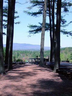Cathedral of the Pines: A Natural Sanctuary in Rindge, New Hampshire