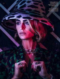Kate Bock   Dazed Coreia Julho 2016   Editoriais - Revistas de Moda