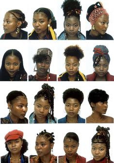 It's a cold night, but you would never know. Black Men Hairstyles, Cute Hairstyles, Ginger Hair Color, Traditional Hairstyle, Black Girl Aesthetic, Beautiful Black Women, Hair Inspo, Black Hair, Natural Hair Styles