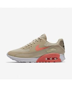 premium selection f0eb2 09ce5 Cheap Nike Air Max 90 Ultra 2 Oatmeal White Dark Grey Lava Glow Glow Shoes,