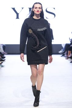 2015 YKS FW VANCOUVER FASHION WEEK Vancouver, Lifestyle, Sweaters, Dresses, Fashion, Vestidos, Moda, Pullover, Sweater