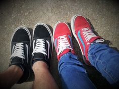 #vans #girlfriend #summer