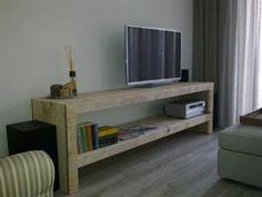 Met dit stappenplan maak je zowel een eenvoudig tv- meubel