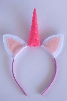 @Catherine Aurora, look what I found you boo..Unicorn Headband via Etsy.