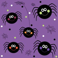 free digital halloween spider background....downloadable...links to more halloween backgrounds