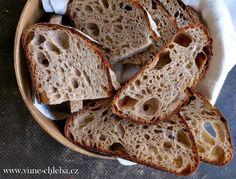 Chléb s menším množstvím kvásku – Vůně chleba Bread, Food, Brot, Essen, Baking, Meals, Breads, Buns, Yemek