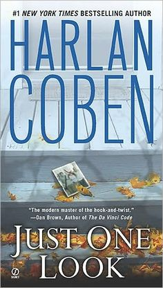 Just One Look by Harlan Coben. He's my new favorite! The suspense keeps you turning the pages!