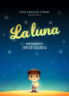 La Luna cutest Pixar short film ever! Disney Pixar, Disney Art, Disney Films, Walt Disney, Disney And More, Disney Love, Disney Magic, Disney Style, Pixar Shorts
