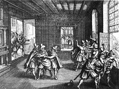 @greathistory posted to Instagram: Contemporary woodcut depicting the Second Defenestration of Prague (1618), which marked the beginning of the Bohemian Revolt, which began the first part of the Thirty Years' War.1618 - History of Europe - Wikipedia . Teaching European or World History this year? I highly recommend Crash Course European History Worksheets for highly engaging video lessons! The set below includes 50 separate worksheets, one for each episode, plus a map worksheet to go with… European History, World History, Thirty Years' War, Prague Castle, History Images, Horror Art, Poster Size Prints, Photo Wall Art, Medieval