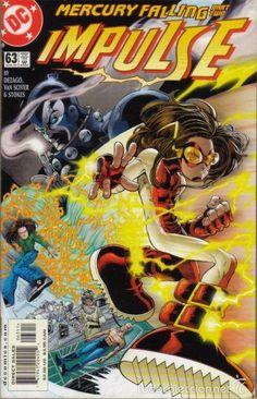 IMPULSE #63, DC COMICS, 2.000, USA