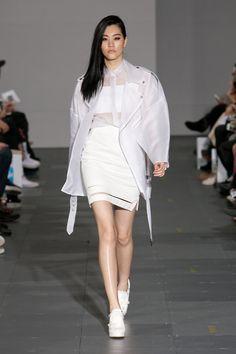 crinitus:  KYE S/S 2014 | Seoul Fashion Week