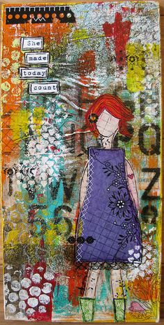 She Made Today Count by nikimaki, via Flickr