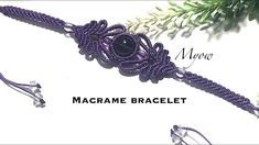 MACRAME BRACELET   BRACELET WITH CURVE   MYOW 255 Macrame Art, Macrame Design, Macrame Knots, Micro Macrame, Macrame Jewelry, Diy Bracelets Patterns, Bead Loom Bracelets, Bracelet Crafts, Macrame Bracelets