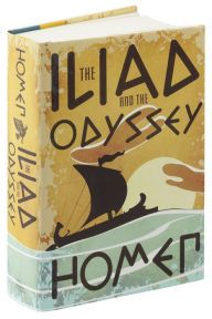 The Iliad and the Odyssey by Homer, Hardcover | Barnes & Noble®