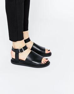ASOS FRIDAY IM IN LOVE Flatform Sandals