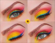 Make Up created with Sleek i-DIVINE Matte Palette V1 | Maria Bergmark