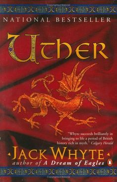 Uther by Jack Whyte. Even though this book can be read as a stand alone, I find if you read the other books in the Camulod series first you come to understand Uther's character more and the connection and enjoyment of the story increases. Related to the Arthurian legend, but through his ancestors.