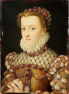 Catherine De Medici, Queen of France. I had little knowledge about her but knew she brought ballets to the French court. I wish there were a film or documentary about her more. http://www.youtube.com/watch?v=_xGQTDwHv8o