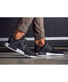 adidas nmd - find cheap adidas nmd pink, white, grey, black trainers in our online store. Cheap Adidas Nmd, Adidas Nmd R1, Black And White Trainers, Black And White Shoes, Runners Shoes, New York Fashion, Runway Fashion, Foot Locker, Shoes Uk