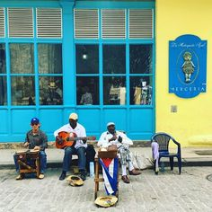 Nothing like hearing  Guantanamera  while walking through the streets of Havana #cuba #likeadream #BuenaVistaSocialClubvibes