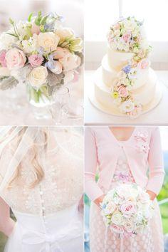 Pretty & Pink Weddings at Tiffanys Wedding 2017, Wedding Themes, Our Wedding, Wedding Dresses, Wedding Ideas, Tiffany Wedding, Pretty In Pink, Flower Arrangements, Color Schemes