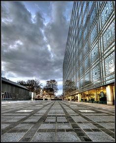 L'Institut du Monde Arabe, Paris