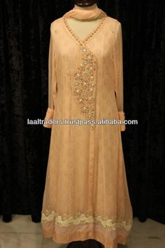 Party wear dress  Embroidered  Fine quality  Latest design  Customization acceptable