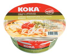 i must say, this is one of the best instant noodles ive ever had! #kokaftw