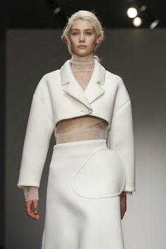 Jacquemus Ready To Wear Fall Winter 2014 Paris - NOWFASHION