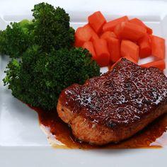 Easy Glazed Pork Chops Recipe by Tasty