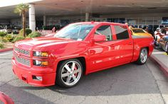 Trucks and SUV Features - Truck Trend Network Dropped Trucks, Lowered Trucks, Gm Trucks, Cool Trucks, Chevy Trucks, Chevy Silverado Z71, Chevy Pickups, 2015 Silverado, Hummer Truck