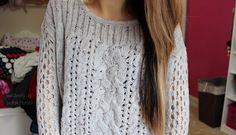 Sweater | Friend's Makeover
