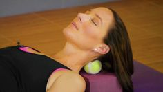 Tension Tamers: Surrender Stress - Yoga Videos | Grokker (need Yoga Tune Up balls for this) 19 mins