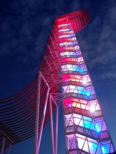 Observation Tower, Texas, 2012 - MRA - Miró Rivera Architects
