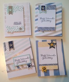 Watercolor Wishes Card Kit II